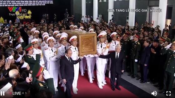 Tổ chức trọng thể Lễ truy điệu nguyên Tổng Bí thư Đỗ Mười ảnh 23