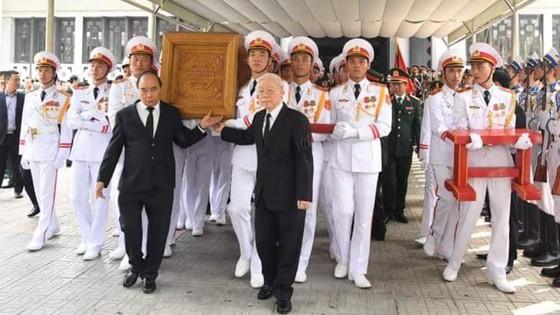 Tổ chức trọng thể Lễ truy điệu nguyên Tổng Bí thư Đỗ Mười ảnh 25