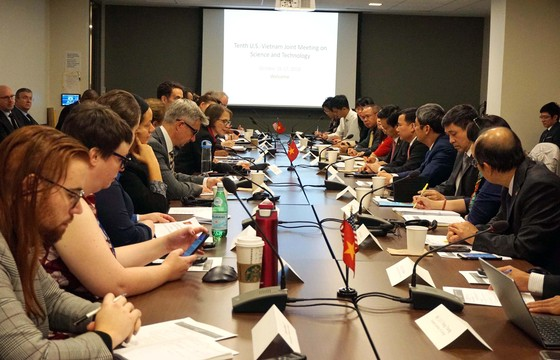 Việt Nam và Hoa Kỳ tiếp tục đẩy mạnh hợp tác KH-CN ảnh 1