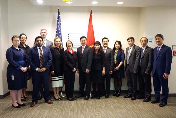 Việt Nam và Hoa Kỳ tiếp tục đẩy mạnh hợp tác KH-CN ảnh 3