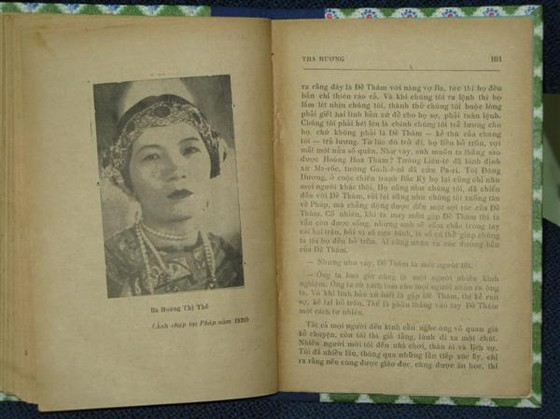 Tái bản Hồi ký Con gái Hoàng Hoa Thám  ảnh 1