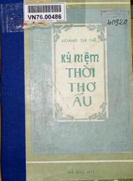 Tái bản Hồi ký Con gái Hoàng Hoa Thám  ảnh 2