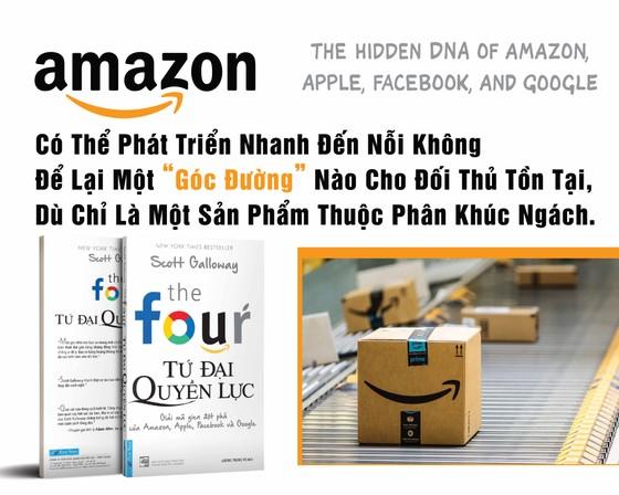 Tứ đại quyền lực - Cuốn sách vạch trần bản chất của Amazon, Apple, Facebook và Google ảnh 3