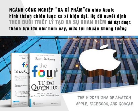 Tứ đại quyền lực - Cuốn sách vạch trần bản chất của Amazon, Apple, Facebook và Google ảnh 5