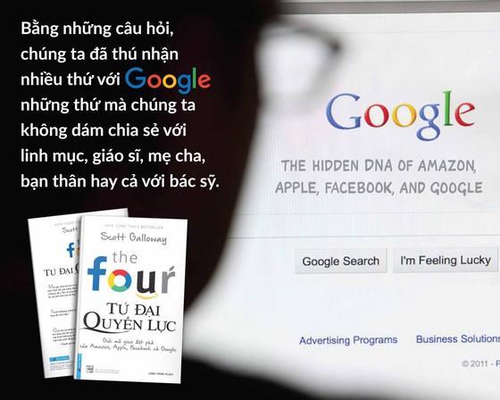 Tứ đại quyền lực - Cuốn sách vạch trần bản chất của Amazon, Apple, Facebook và Google ảnh 4