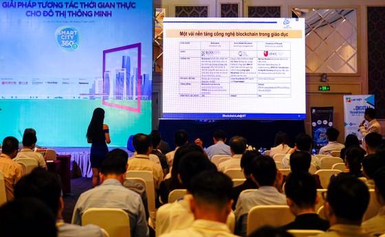 Hội thảo Smart City 360 độ đề xuất nhiều giải pháp cho đô thị thông minh ảnh 1