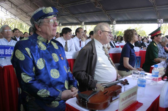 Lễ tưởng niệm 50 năm ngày 504 thường dân Sơn Mỹ bị thảm sát ảnh 3