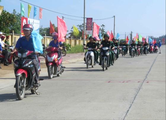 Quảng Ngãi: Hơn 500 đoàn viên thanh niên mitting hưởng ứng tháng hành động môi trường ảnh 2