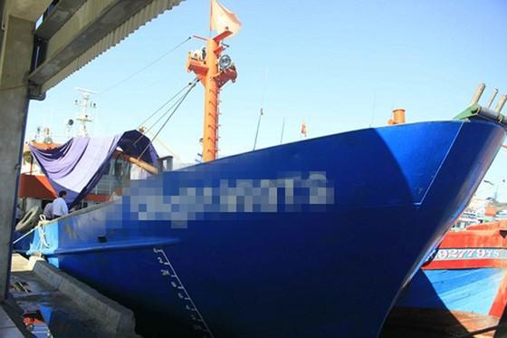 Quảng Ngãi đề xuất Bộ NN-PTNT điều chỉnh lịch trả nợ khi vay đóng tàu vỏ thép ảnh 1