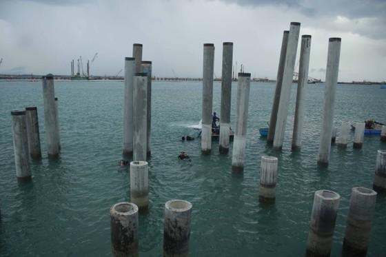 Khởi công công trình khai quật tàu cổ Dung Quất tại Quảng Ngãi ảnh 5