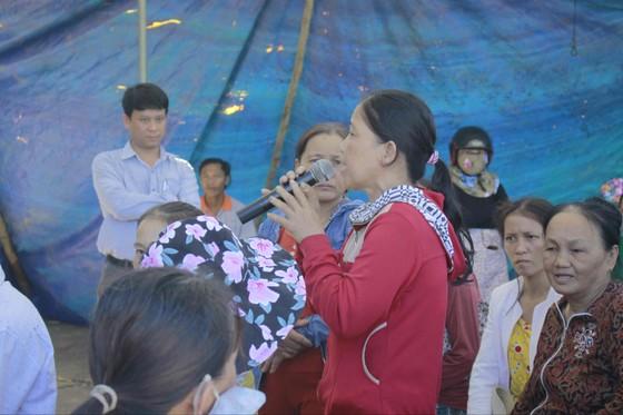 Quảng Ngãi: Chính quyền đối thoại, không giải quyết được bức xúc của dân về ô nhiễm bãi rác ảnh 2