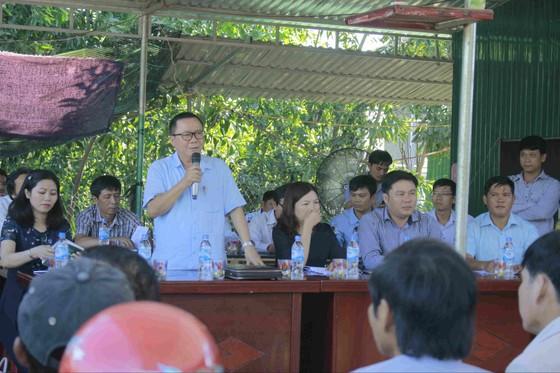Quảng Ngãi: Chính quyền đối thoại, không giải quyết được bức xúc của dân về ô nhiễm bãi rác ảnh 1