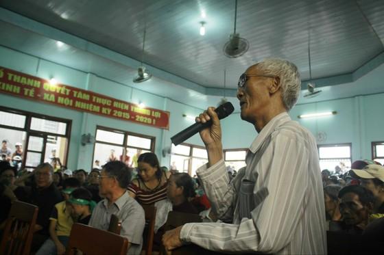 Đối thoại xử lý ô nhiễm rác ở Sa Huỳnh chưa thỏa đáng, dân nói tiếp tục chặn xe rác ảnh 2