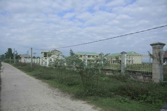 Quảng Ngãi:  Trung tâm dạy nghề kiểu mẫu 5 năm vẫn chưa xây xong ảnh 2