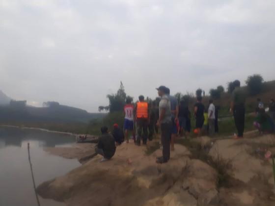 Quảng Ngãi: Tìm thấy thi thể hai bé bị đuối nước ảnh 1