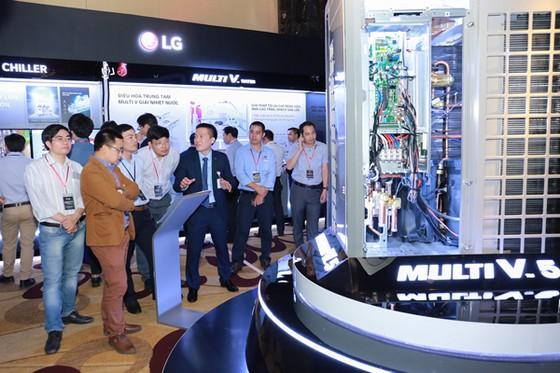 LG ra mắt điều hòa trung tâm Multi V5  ảnh 1