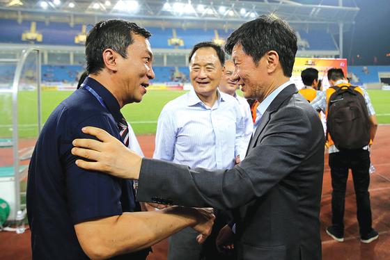 U22 Việt Nam – Các ngôi sao K-League 1-0: Đúng chất giao hữu ảnh 3