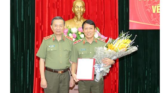Thiếu tướng Lương Tam Quang được bổ nhiệm làm Chánh văn phòng Bộ Công an ảnh 1