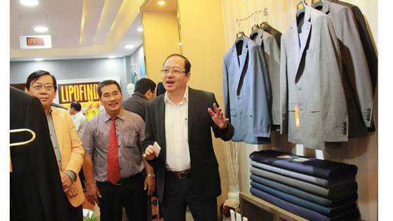 Vải Wool cao cấp LIPOFINO chính thức có mặt tại thị trường Việt Nam ảnh 1