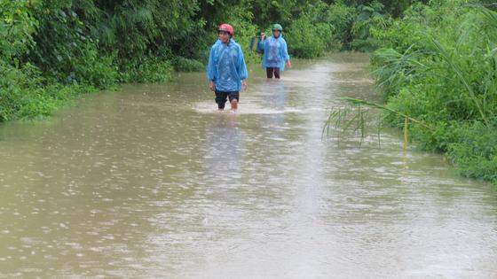 Phú Yên: Gần 2.000 người chạy lũ trong đêm, 1 người chết ảnh 1