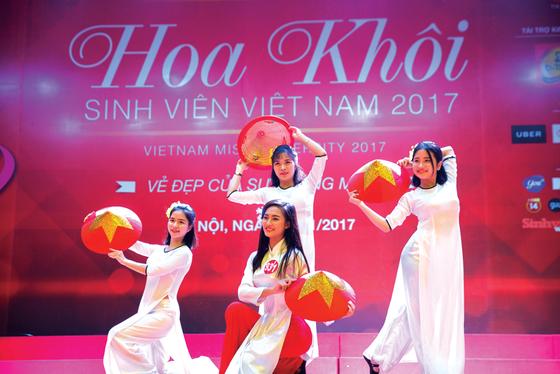 """""""Hoa khôi sinh viên Việt Nam 2017"""" chính thức bước vào vòng Chung kết ảnh 1"""