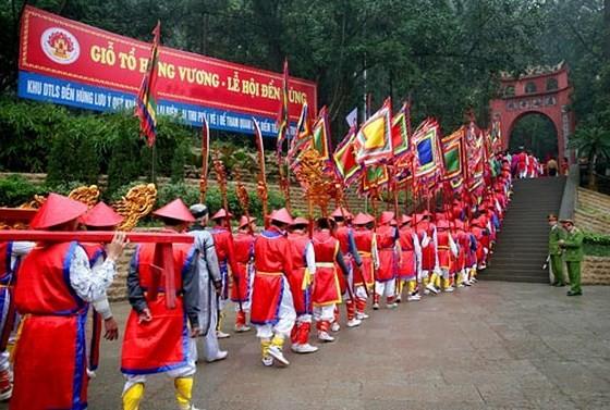 Giỗ Tổ Hùng Vương - Lễ hội Đền Hùng năm 2018 diễn ra 5 ngày ảnh 2