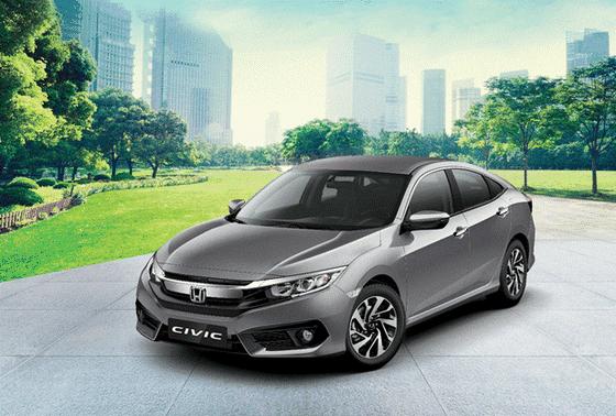 4 mẫu ô tô Honda nhập khẩu Thái Lan giá bán lẻ từ 539 triệu đồng ảnh 4