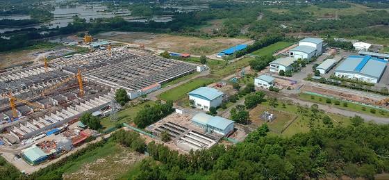 Gia tăng đầu tư các dự án xử lý nước thải ảnh 1