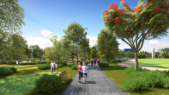 Hơn 1.000 tỷ đồng xây dựng Thành phố giáo dục đầu tiên tại Việt Nam ảnh 6