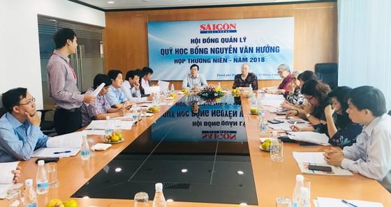 Quỹ học bổng Nguyễn Văn Hưởng năm 2018: Hơn 1 tỷ đồng giúp HS, SV ngành y dược ảnh 1