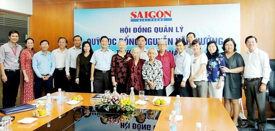 Khởi động Học bổng Nguyễn Văn Hưởng năm 2018: Lan tỏa trái tim yêu thương ảnh 1
