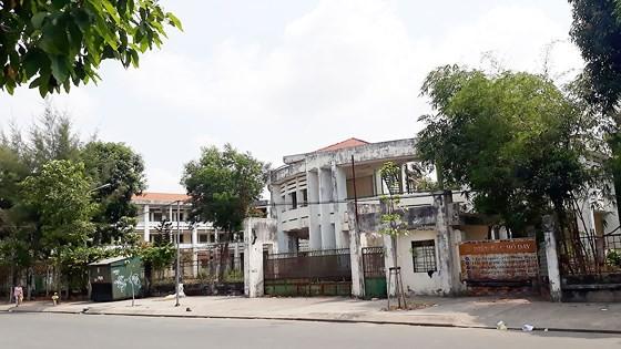 Đề xuất tháo dỡ Trường Tiểu học Trần Văn Kiểu ảnh 1