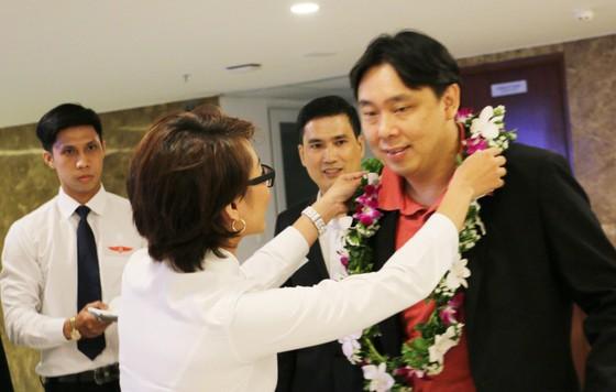 Triệu phú Singapore Adam Khoo tiếp lửa cho sinh viên Việt Nam ảnh 4