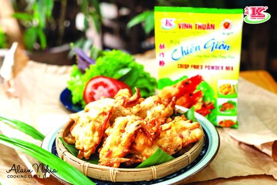 Bột Vĩnh Thuận: Cho tinh hoa quà Việt lên ngôi ảnh 3