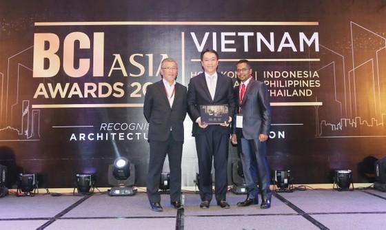 SonKim Land đạt Giải thưởng Thiết kế nội thất BCI Interior Design Awards 2018 ảnh 1
