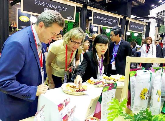 Nông sản Việt hút khách quốc tế ảnh 1