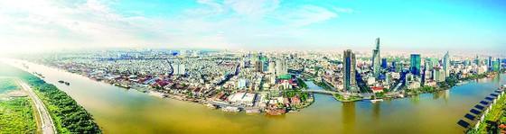 Ngắm thành phố lung linh từ trên cao ảnh 2