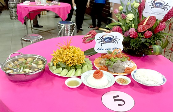 Công đoàn Công ty TNHH MTV Xổ số kiến thiết Đồng Tháp tổ chức thi nấu ăn nhân ngày Gia đình Việt Nam ảnh 2