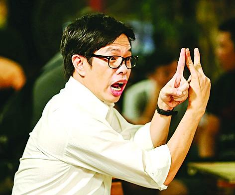 Diễn viên Thái Hòa: Không cố sức thể hiện bản thân ảnh 1