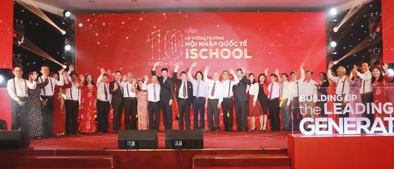 iSchool - 10 năm khẳng định một thương hiệu giáo dục định hướng quốc tế ảnh 1