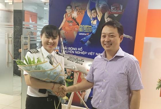 Jetstar Pacific có nữ cơ trưởng người Việt Nam đầu tiên ảnh 1