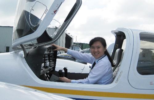 Jetstar Pacific có nữ cơ trưởng người Việt Nam đầu tiên ảnh 2