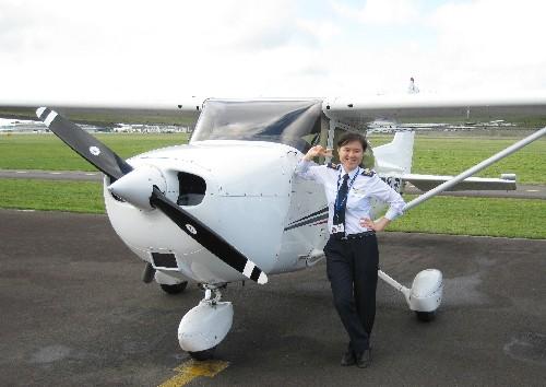 Jetstar Pacific có nữ cơ trưởng người Việt Nam đầu tiên ảnh 3
