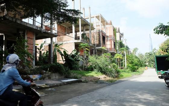 Khu biệt thự bỏ hoang gần 10 năm  ảnh 1