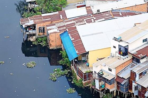 Tạo quỹ nhà tái định cư hộ dân sống trên và ven kênh rạch quận 8 ảnh 1