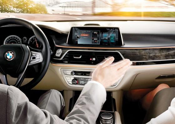 BMW 7 Series - niềm tự hào của thương hiệu BMW  ảnh 2