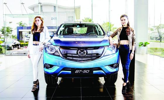 Mazda BT-50 mới ra mắt thị trường Việt Nam với nhiều nâng cấp ảnh 1