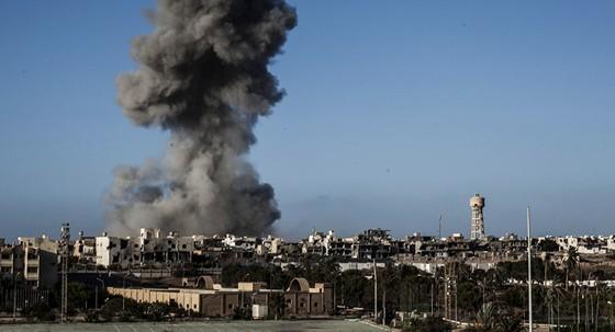 Mỹ tiêu diệt một thủ lĩnh IS tại Libya  ảnh 1