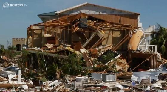 Quân đội Mỹ khẩn trương tìm kiếm người sống sót sau khi bão Michael quét qua Florida ảnh 4