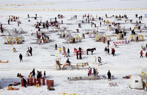 Trải nghiệm du lịch mùa Đông tại Hàn Quốc ảnh 3
